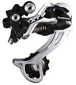 Erittäin laadukas Shimano XT -takavaihtaja. Tätä voi suositella kaikkiin pyöriin. Kannattaa myös huomata, että moni valmistaja myy vaillinaisia osasarjoja: usein juuri takavaihtaja on muita osia parempi.
