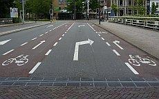 Erinomaisia ajoratamerkintöjä Hollannin Zwollessa.