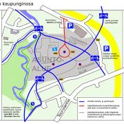 Karttakuva Kangas-visiostamme.